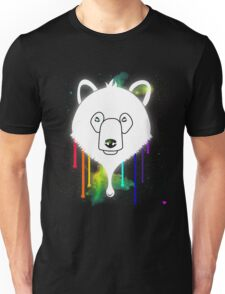 Trippy Bear Unisex T-Shirt