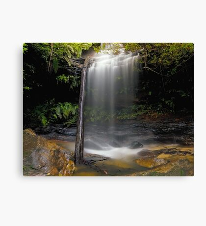 Mood of the Fallen Canvas Print