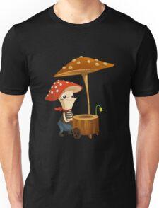 Glitch Inhabitants npc cooking vendor Unisex T-Shirt