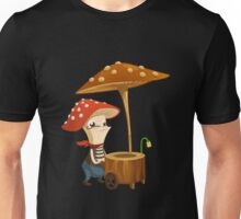 Glitch Inhabitants npc cooking vendor Unisex T-Shirt