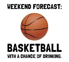 Weekend Forecast Basketball by AmazingMart
