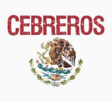 Cebreros Surname Mexican Kids Clothes