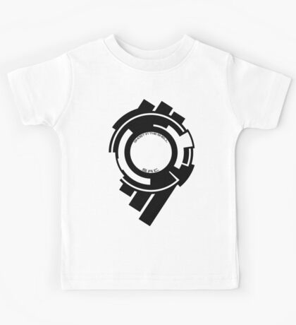 Ghost in the Shell - Symbol Kids Tee