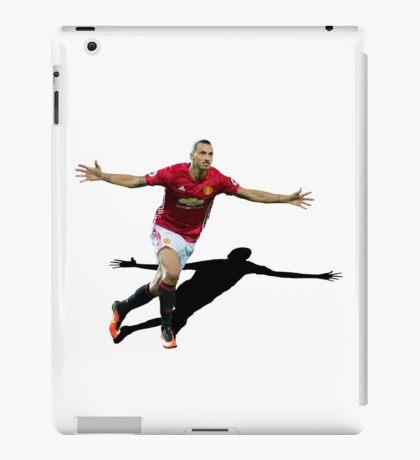 zlatan ibrahimovic celebration goal iPad Case/Skin