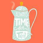 Tea saying by TashaNatasha