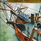 Summer Sail by Sally Griffin