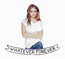 Whatever Forever - Rita Volk by ritavolknow