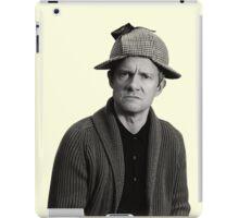 John - Deerstalker iPad Case/Skin
