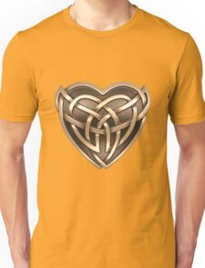 Celtic Heart Unisex T-Shirt