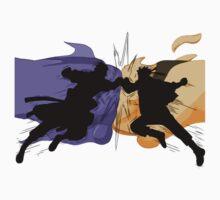 Naruto vs Sasuke Kids Clothes