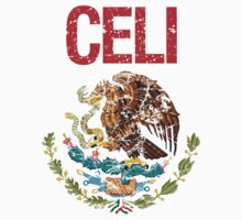 Celi Surname Mexican Kids Clothes