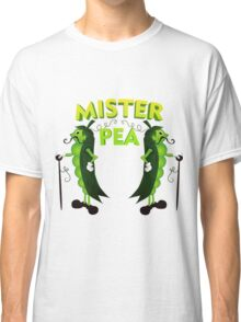 Cool funny vegetable and Fruits Classic T-Shirt