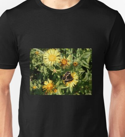 The spirit of nature touching us with beauty Unisex T-Shirt