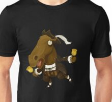 Glitch Inhabitants npc forehorseman Unisex T-Shirt