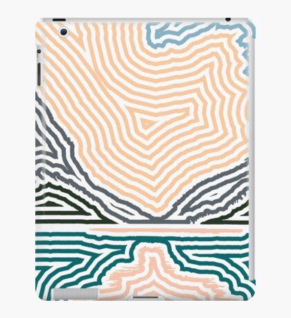 Lake and Mountain iPad Case/Skin