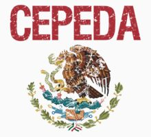 Cepeda Surname Mexican Kids Clothes