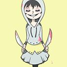 Jeff The Killer by nickelcurry