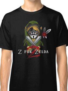 Z for Zelda Classic T-Shirt