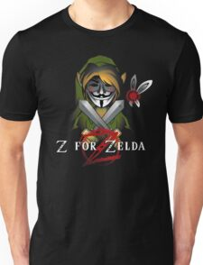 Z for Zelda Unisex T-Shirt