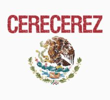Cerecerez Surname Mexican Kids Clothes