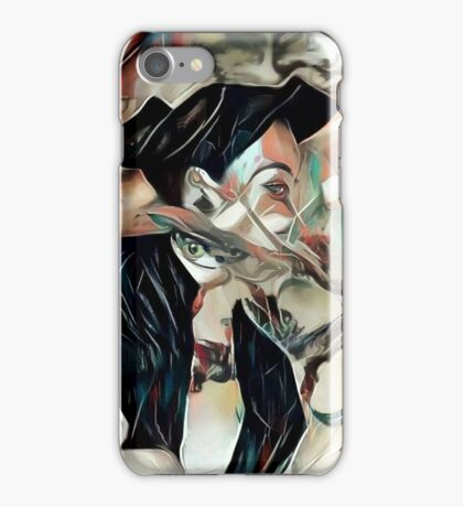 Hair up iPhone Case/Skin