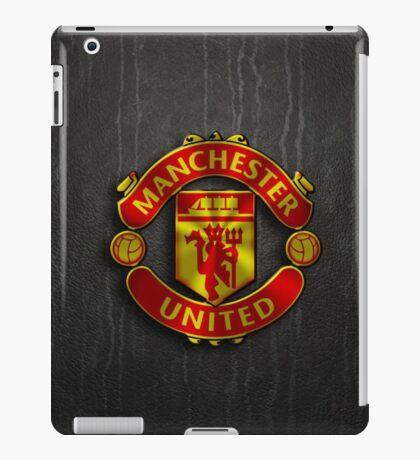 manchester united wallpaper iPad Case/Skin