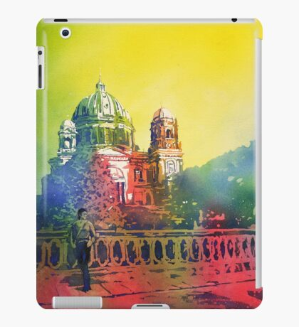 Berlin Cathedral- Germany iPad Case/Skin
