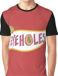 Rick & Morty - Retro Eyeholes Graphic T-Shirt