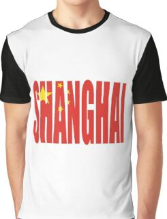 Shanghai Graphic T-Shirt