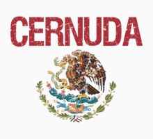 Cernuda Surname Mexican Kids Clothes