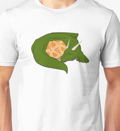Green dragon Unisex T-Shirt