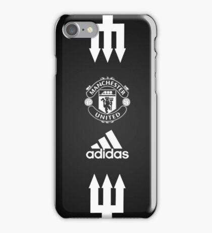manchester united logo iPhone Case/Skin