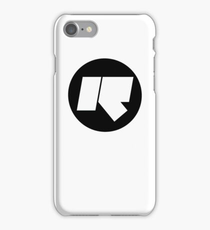 RINSE FM BLACK - RE-DESIGN HIGH QUALITY iPhone Case/Skin