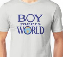 Boy meets world Unisex T-Shirt