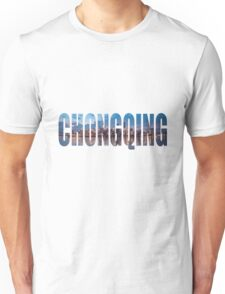 Chongqing Unisex T-Shirt