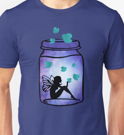 Magical Fairy Jar Unisex T-Shirt