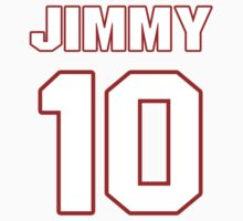 NFL Player Jimmy Garoppolo ten 10 by imsport