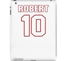 NFL Player Robert Griffin III ten 10 iPad Case/Skin