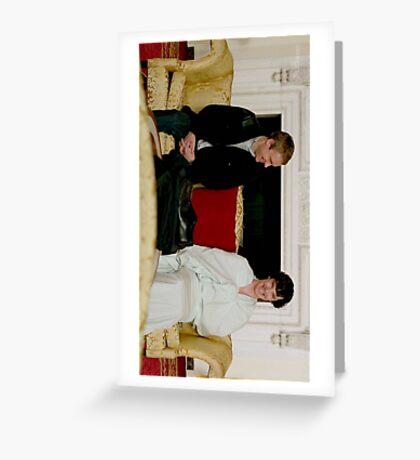 BBC Sherlock A Scandal In Belgrevia Locked Dr Who Superwholock Tumblr Greeting Card