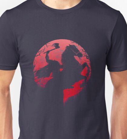 Headless Horseman Unisex T-Shirt