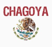 Chagoya Surname Mexican Kids Clothes