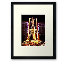 Genius of Waters Cincinnati Framed Print
