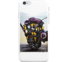 Claptap Cosplaying  iPhone Case/Skin
