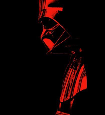 Vader, Sith in the dark Sticker