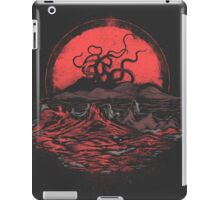 Tentacle Wars iPad Case/Skin