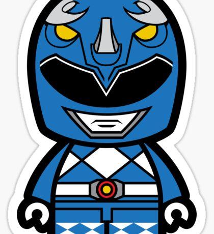 Blue Ranger Chibi Sticker