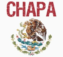 Chapa Surname Mexican Kids Clothes