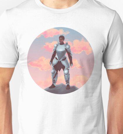Knight Sky (Transparent) Unisex T-Shirt
