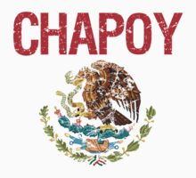 Chapoy Surname Mexican Kids Clothes