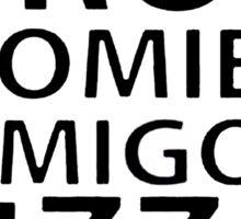 The Dynamic Duet Sticker